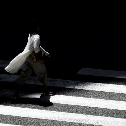 Walk, Canon EOS KISS DIGITAL N