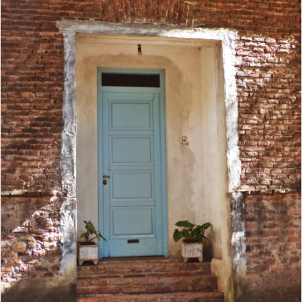 Una puerta de Aldea, Panasonic DMC-FZ60