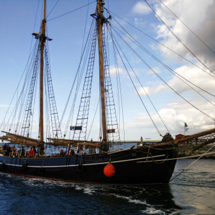 Sailing Ship, Sony DSC-W150