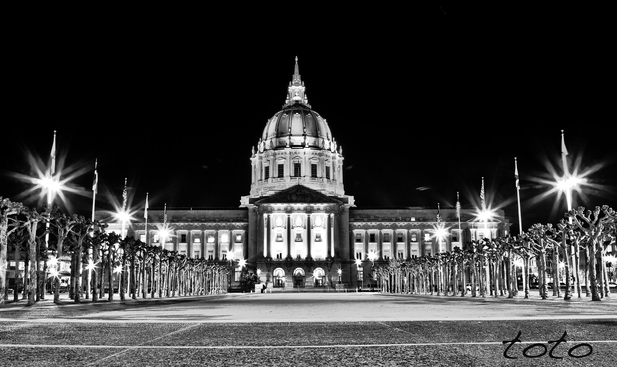 Photograph Civic Center by TOTOgraphy on 500px