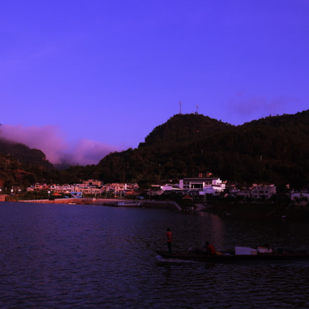 Fishing village, Canon EOS 700D, Canon EF 16-35mm f/4L IS USM