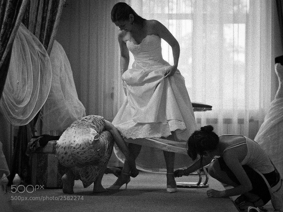Photograph свадебный backstage by Dmitriy Poznyak on 500px