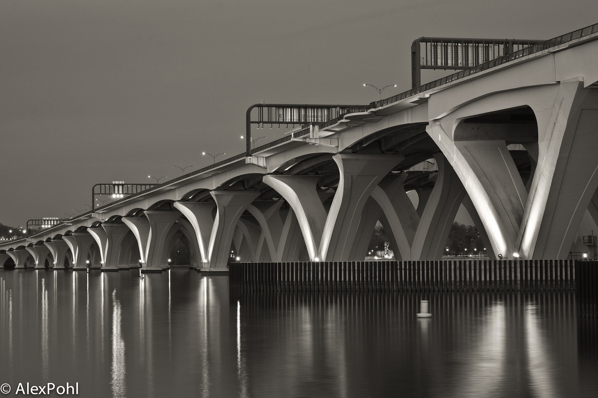 Photograph Wilson Bridge by Alex Pohl on 500px