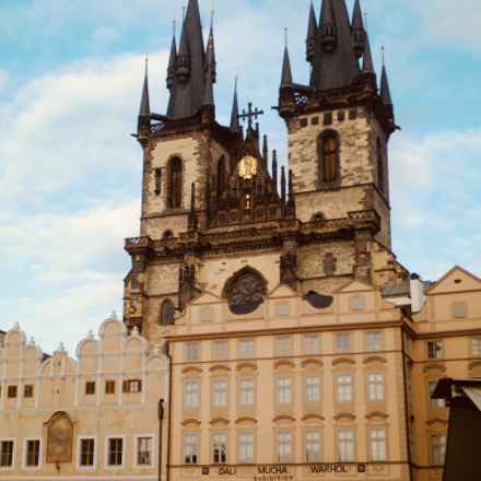 Postcard from Prague, Panasonic DMC-LS5