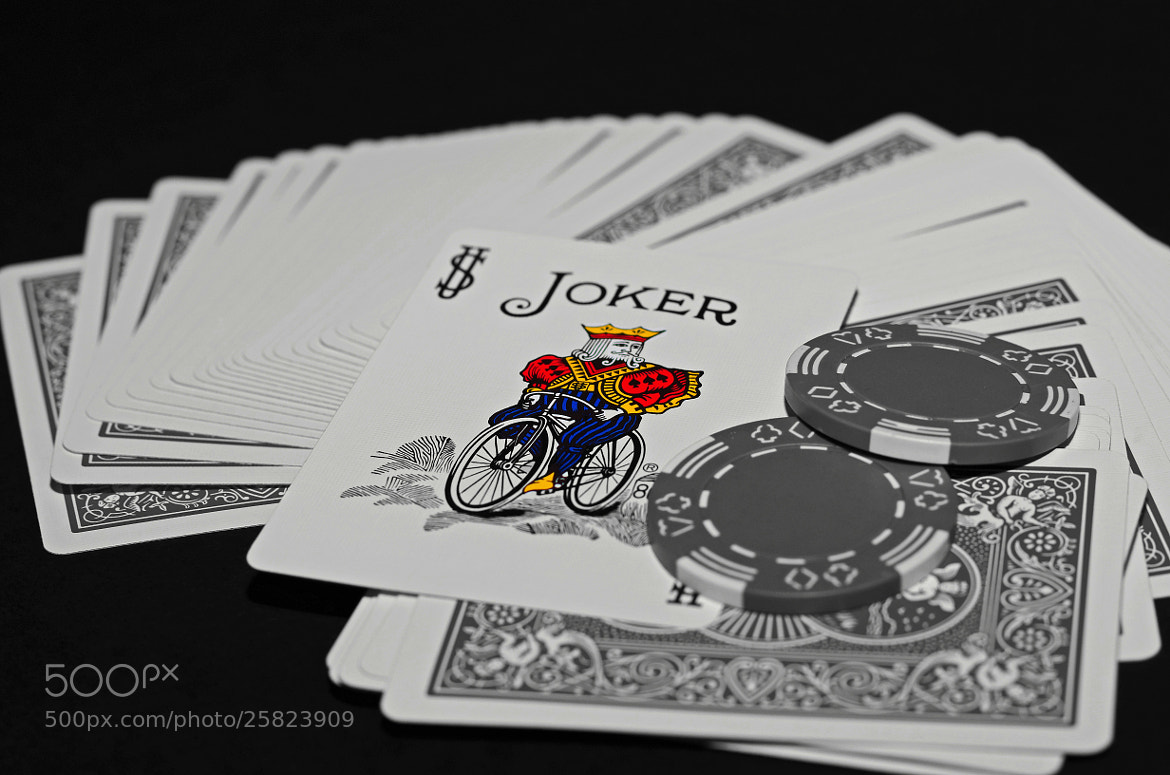 Photograph The Joker by Lee Ashman on 500px