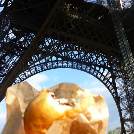 Paris Donut, Panasonic DMC-FH24