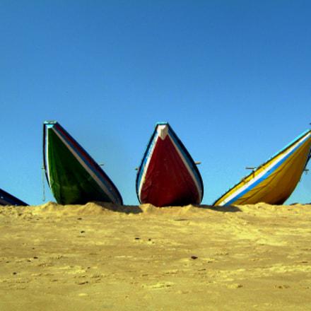 boats, Canon POWERSHOT A800