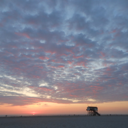 clouds over stilts SPO, Nikon COOLPIX S6200