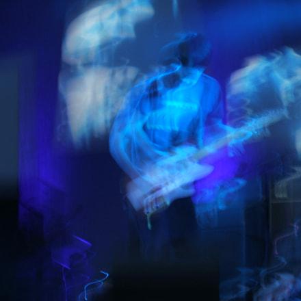 Radiohead, Edinburgh, Fujifilm FinePix E550