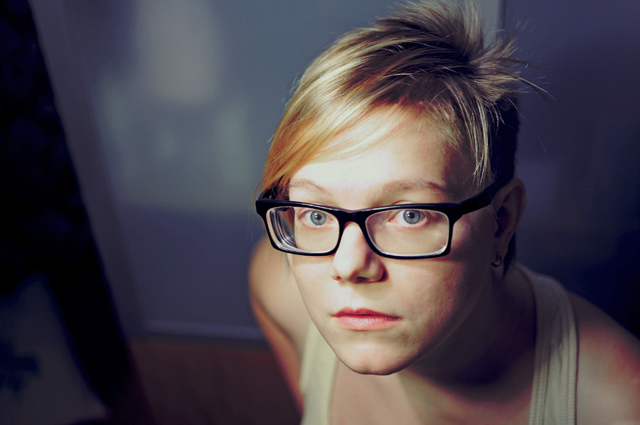 Photograph hipster sister by Georgy Tolstoy on 500px