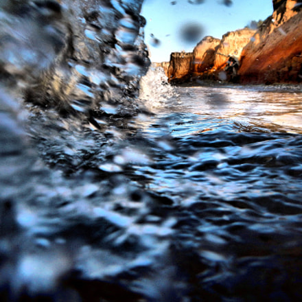 The shape of water#1, Nikon COOLPIX AW100