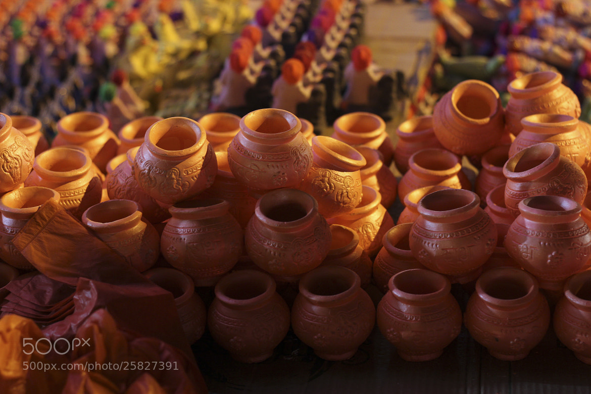 Photograph Small Pots by Rohan Pavgi on 500px