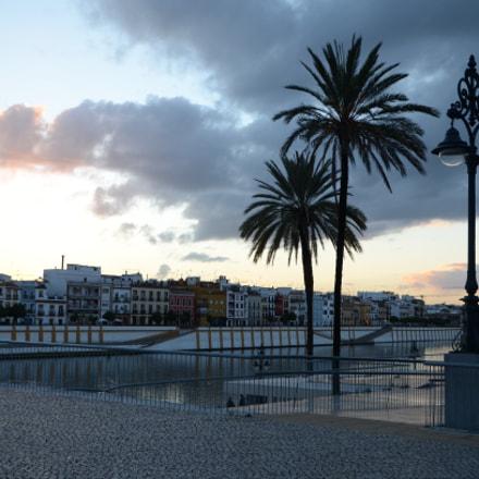 Sunset in Seville, Nikon D5100