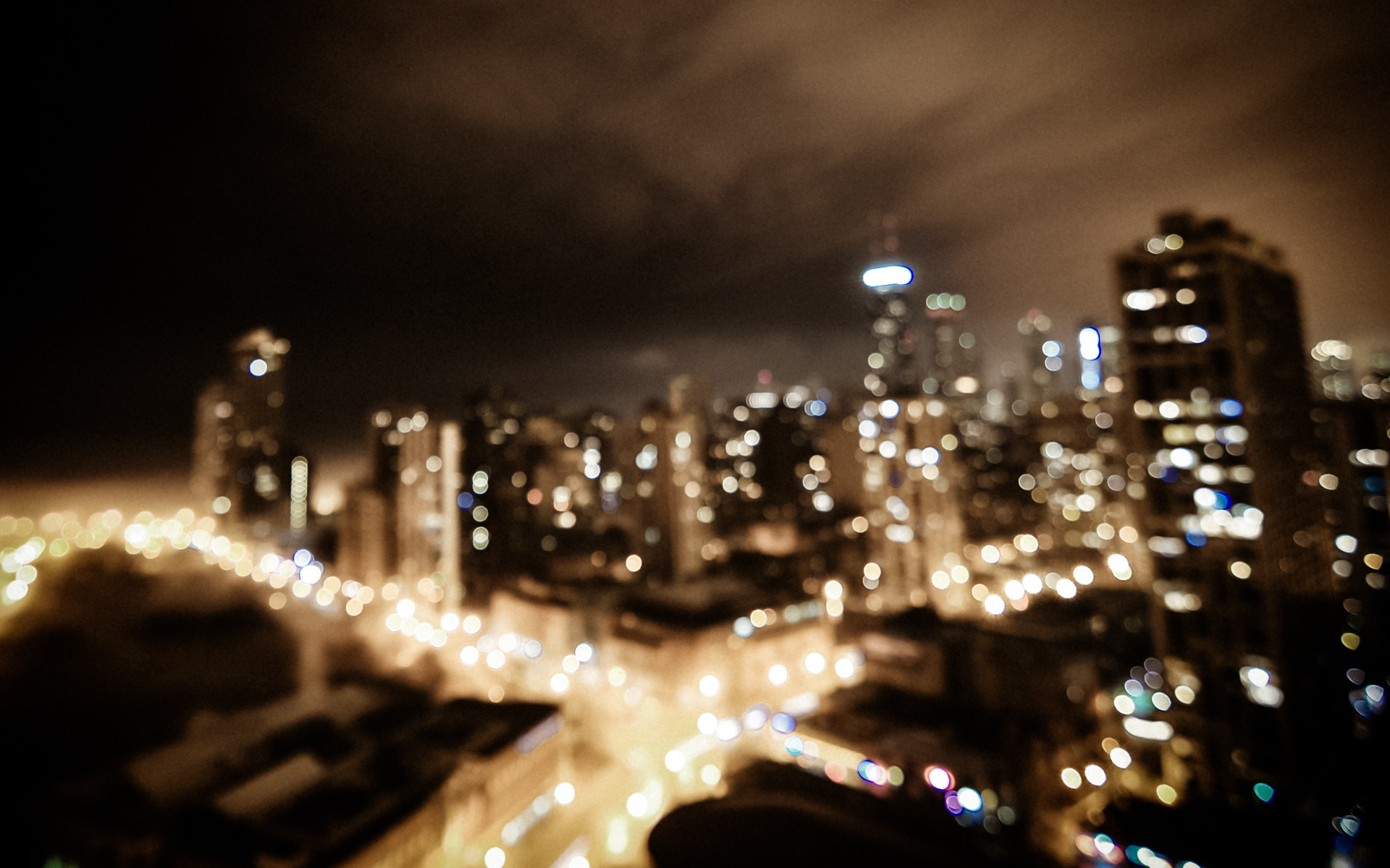 Photograph Chicago Bokeh by Chris Allen on 500px