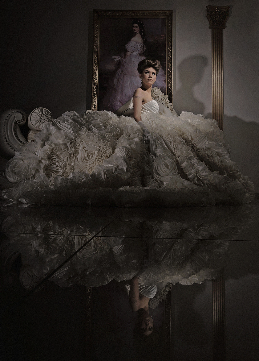 Photograph Haute Couture 2013 catologue by Victor Vertsner on 500px