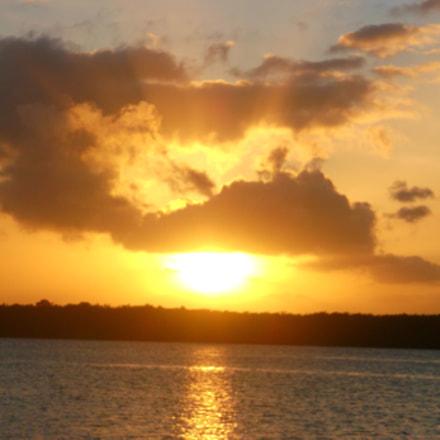 Sunset, Fujifilm FinePix AX550
