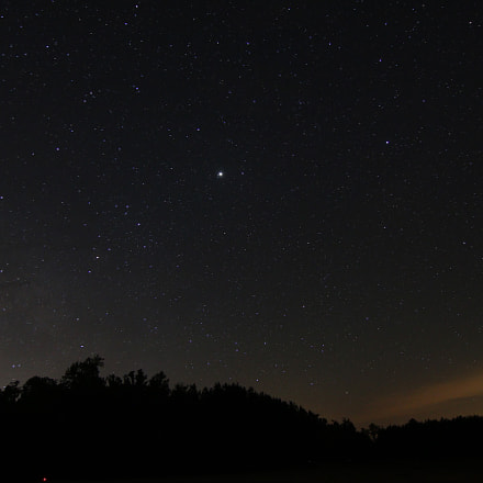 Spring morning sky 2, Canon EOS REBEL T6S, Tokina AT-X 116 AF Pro DX 11-16mm f/2.8