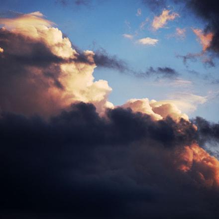 Painted sky, Nikon D7200, AF-S DX VR Zoom-Nikkor 55-200mm f/4-5.6G IF-ED