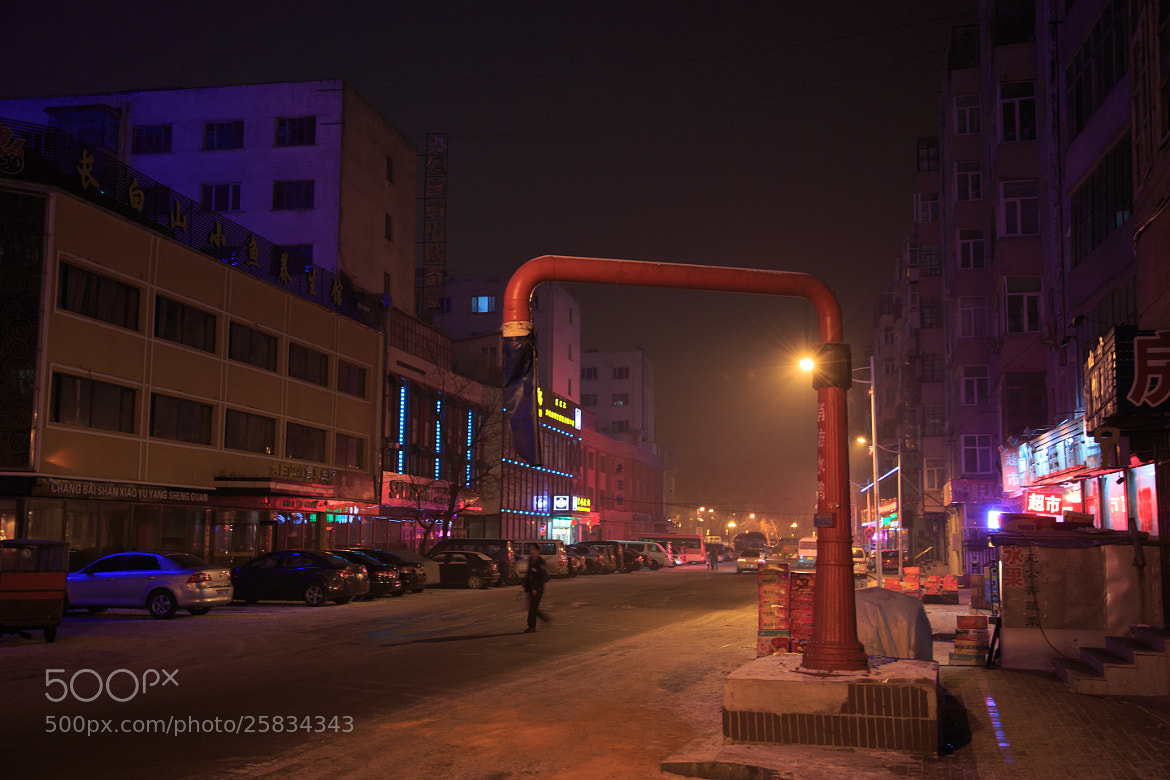 Photograph Harbin by Florian Hoerger on 500px