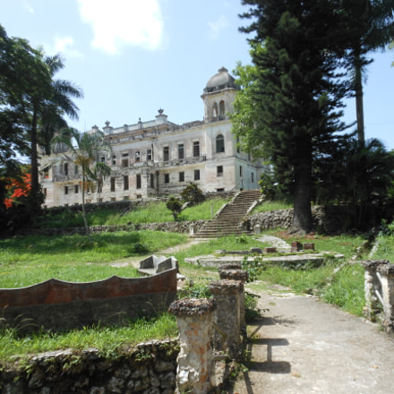 Sanatorio de San Miguel, Nikon COOLPIX S6200