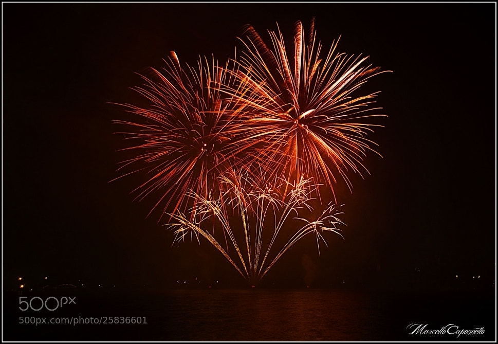 Photograph Fire by Marcello Caponnetto on 500px