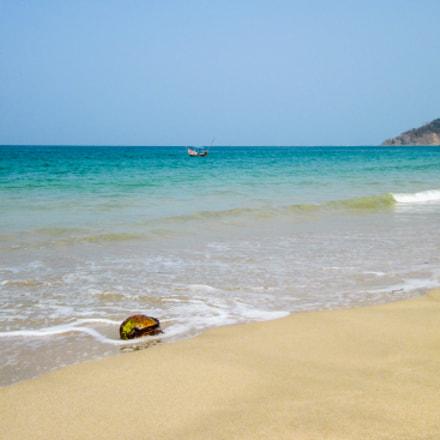 Seaschore paradise, Canon POWERSHOT D10