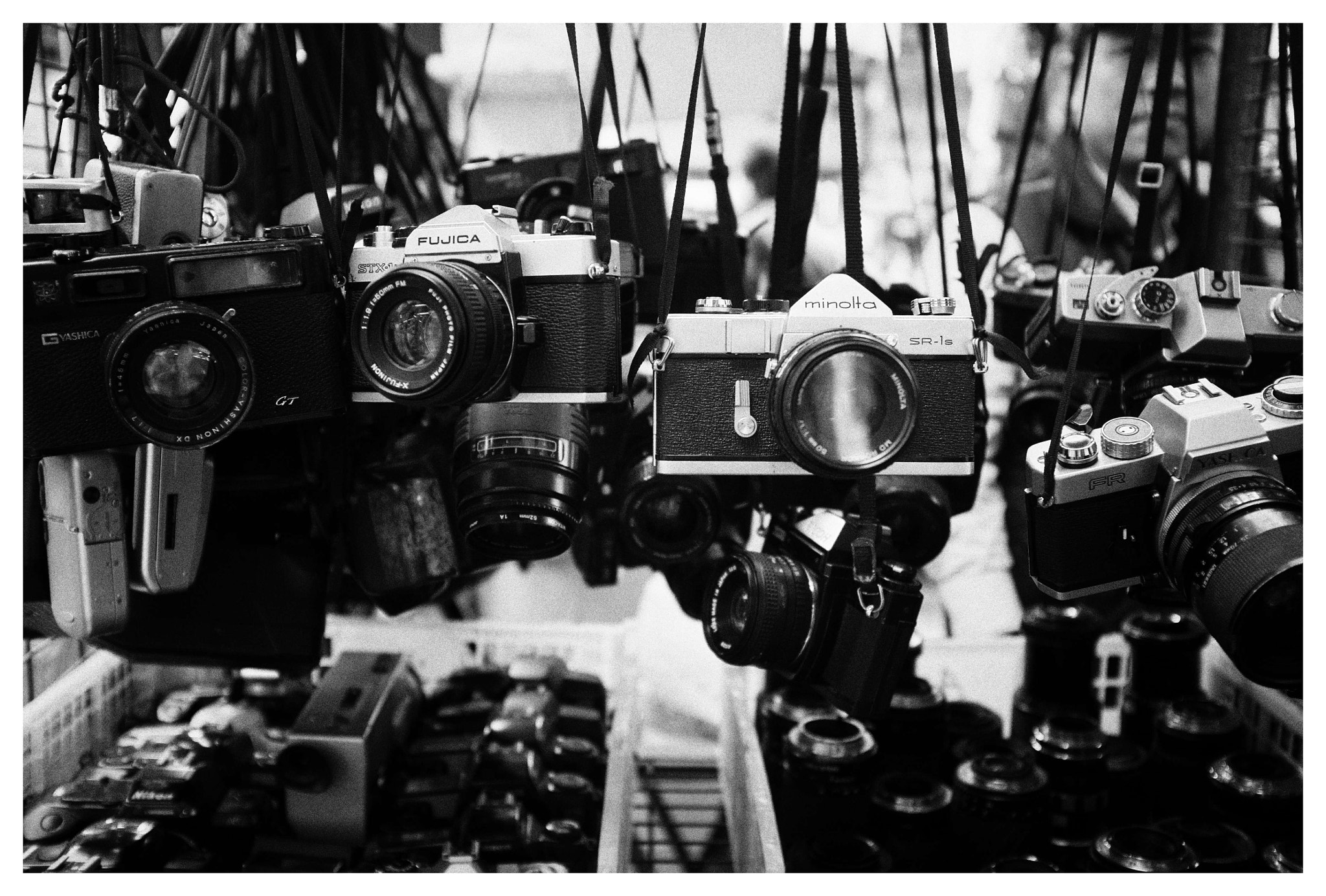 Photograph Cameras  by Cacophony L on 500px
