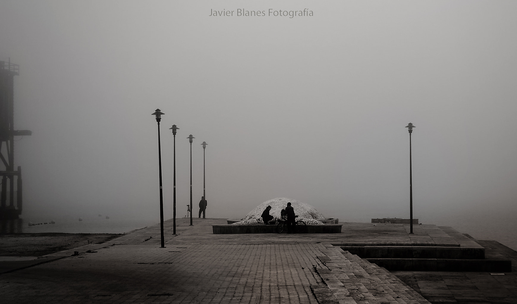 Photograph The fog by Javier Blanes on 500px