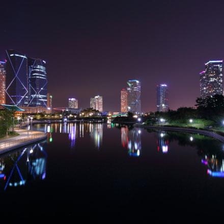 Edge of the City, Canon EOS 5D MARK III