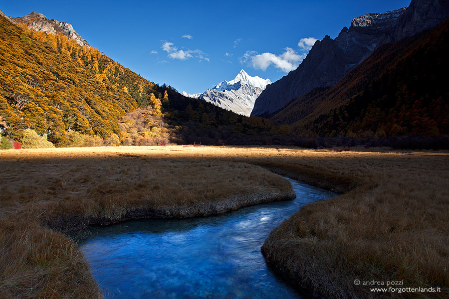 Photograph Chasing Shangri-la by Andrea Pozzi on 500px