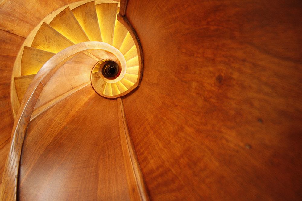 Photograph stairs by Domen  Dolenc on 500px