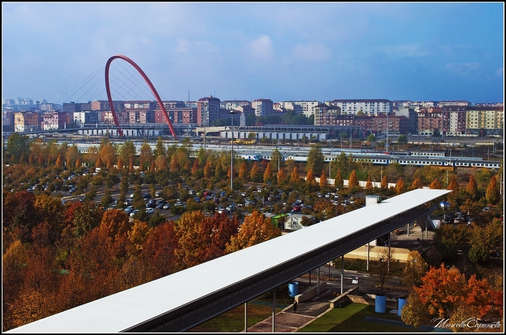Photograph Panorama from Lingotto. Torino by Marcello Caponnetto on 500px