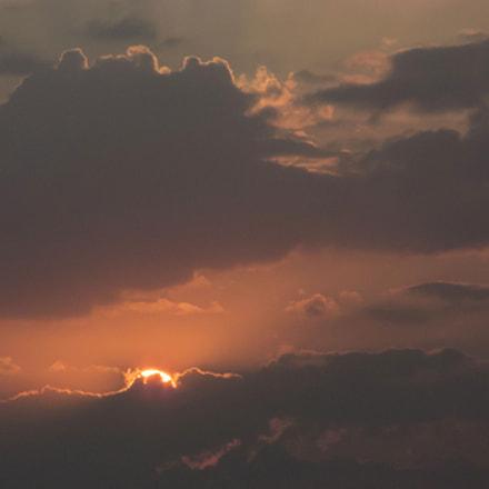 закат, Nikon COOLPIX P7000