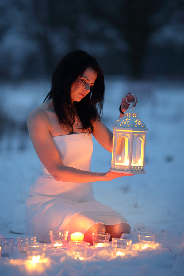 Photograph Candle Light by Dominic Schulz on 500px