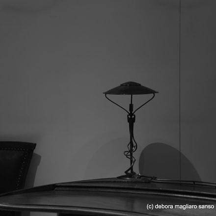 The Lamp, Nikon D610