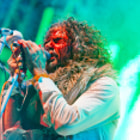 Постер, плакат: Wayne Coyne : Hollywood Forever Cemetery