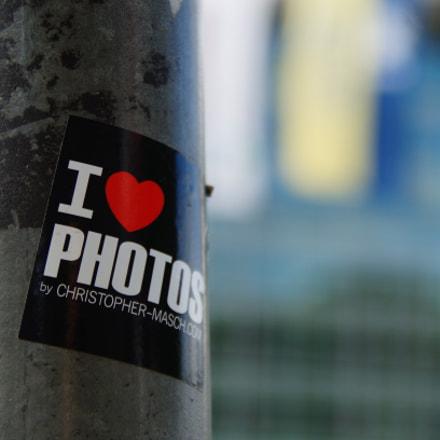 I <3 Photos, Sony SLT-A37, Minolta/Sony AF DT 18-200mm F3.5-6.3 (D)