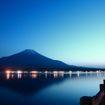 Mt.fuji & Lake Yamanaka, Canon EOS 6D, Canon EF 24-105mm f/3.5-5.6 IS STM