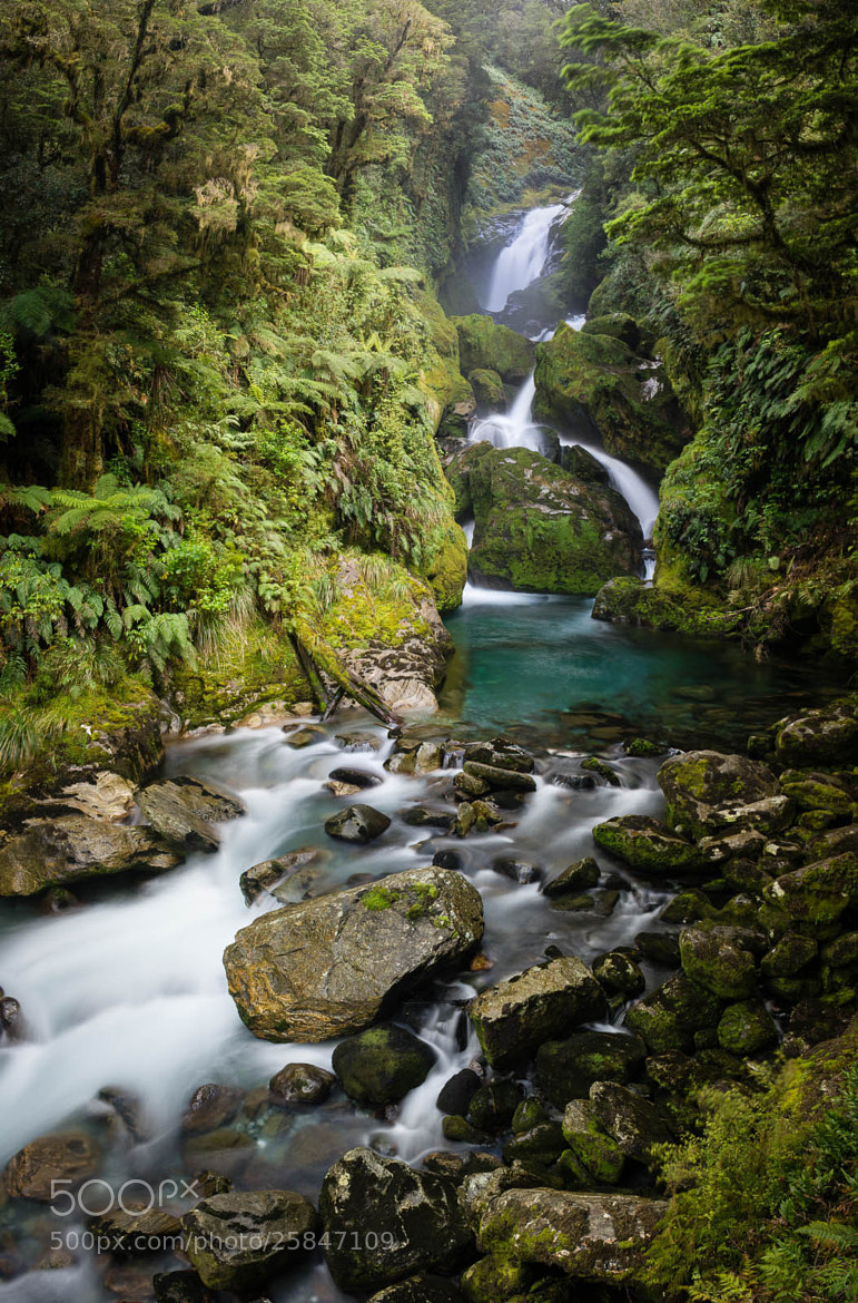 Photograph Mackay Falls by Jeff Henry on 500px