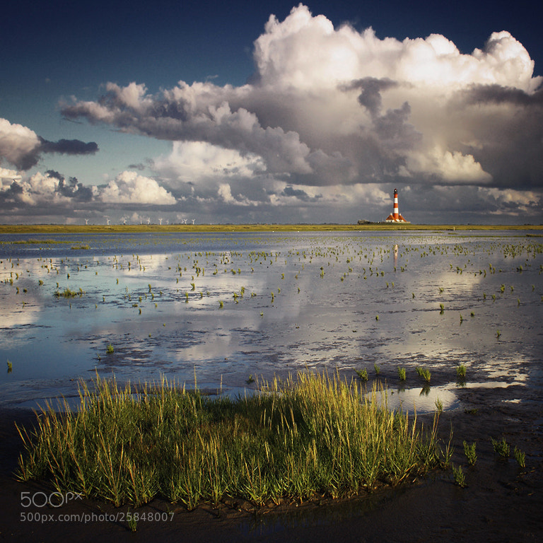Photograph Westerhever by Carsten Meyerdierks on 500px