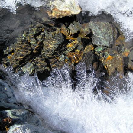 Eiskristalle, Canon DIGITAL IXUS 60