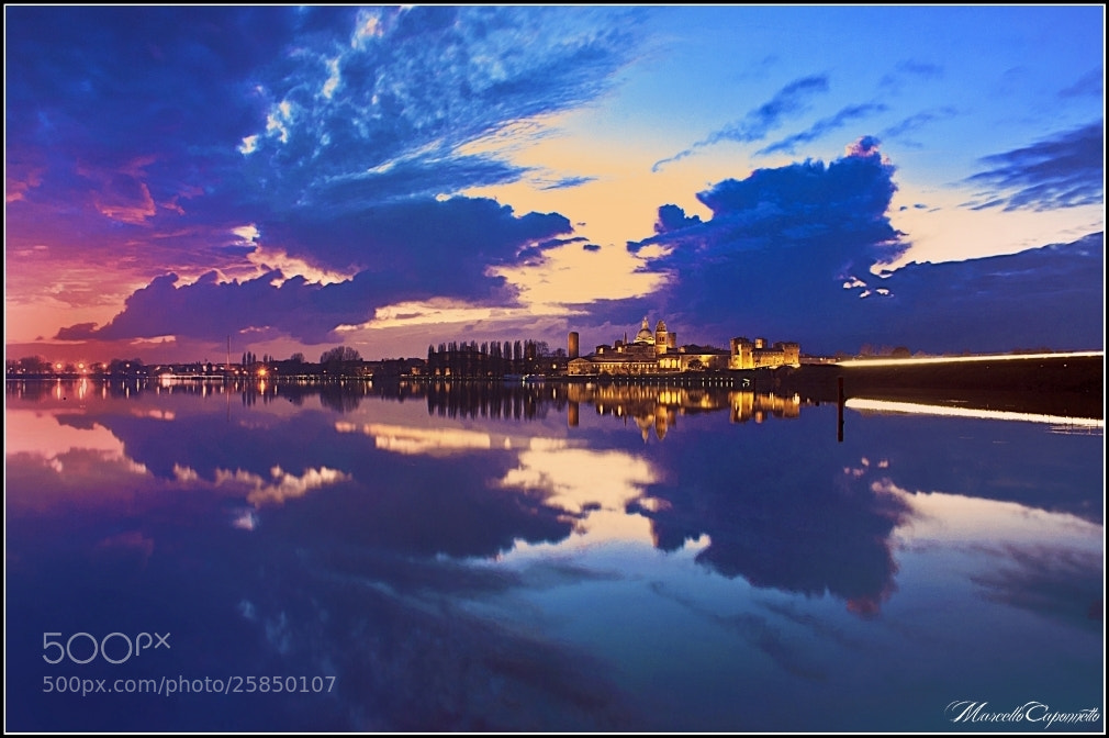 Photograph Perfect Sky Reflex by Marcello Caponnetto on 500px