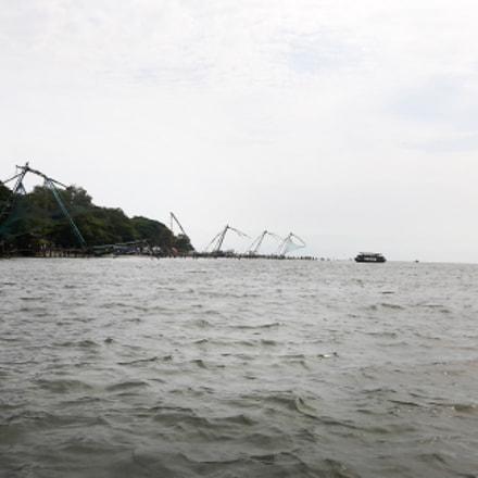 chinese fishing nets, Samsung Galaxy A8