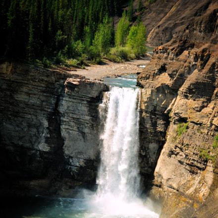 Ram Falls, Nikon COOLPIX P7100