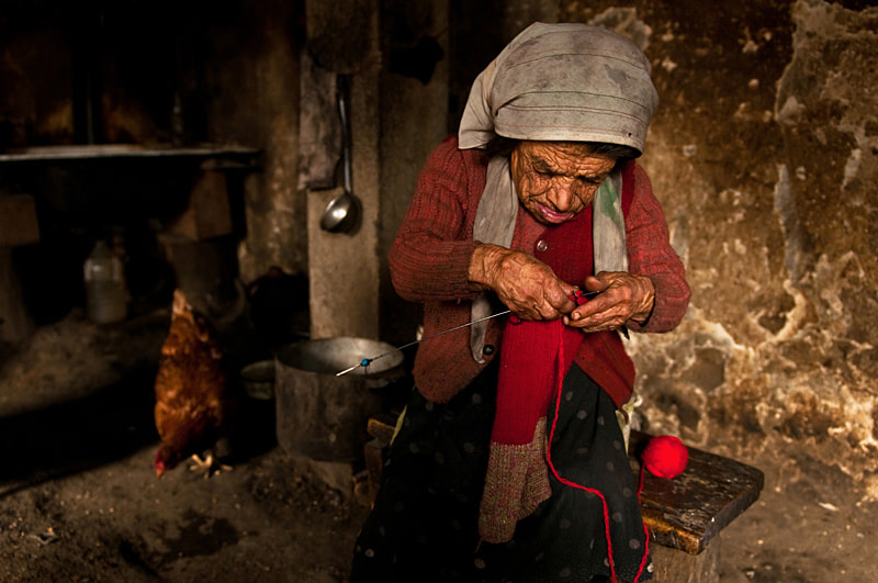 Photograph Great work for a small woman by Zoltan Huszti on 500px