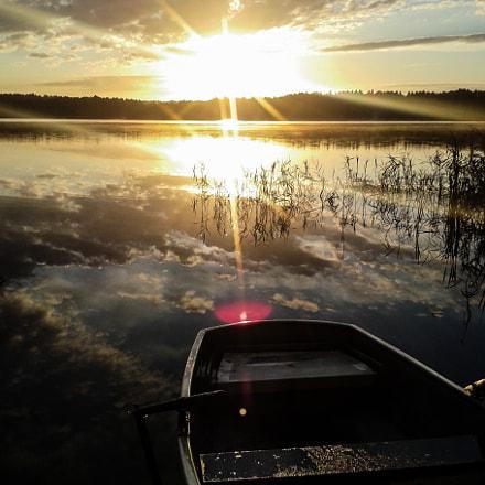 Morning Fishing, Samsung Galaxy S DUOS
