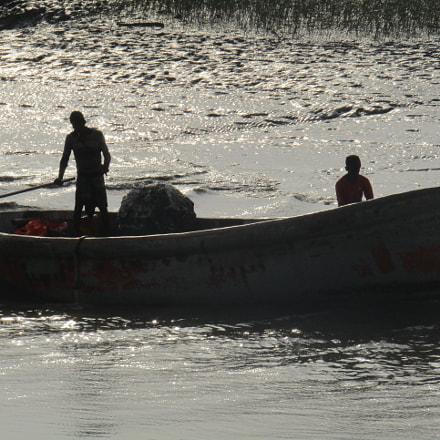 Fisherman, Canon POWERSHOT SX420 IS