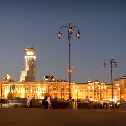 Moscow, Nikon COOLPIX P7000