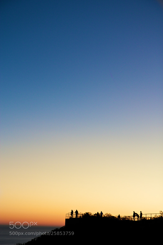 Photograph Sunset Watchers by Joe Sterne on 500px