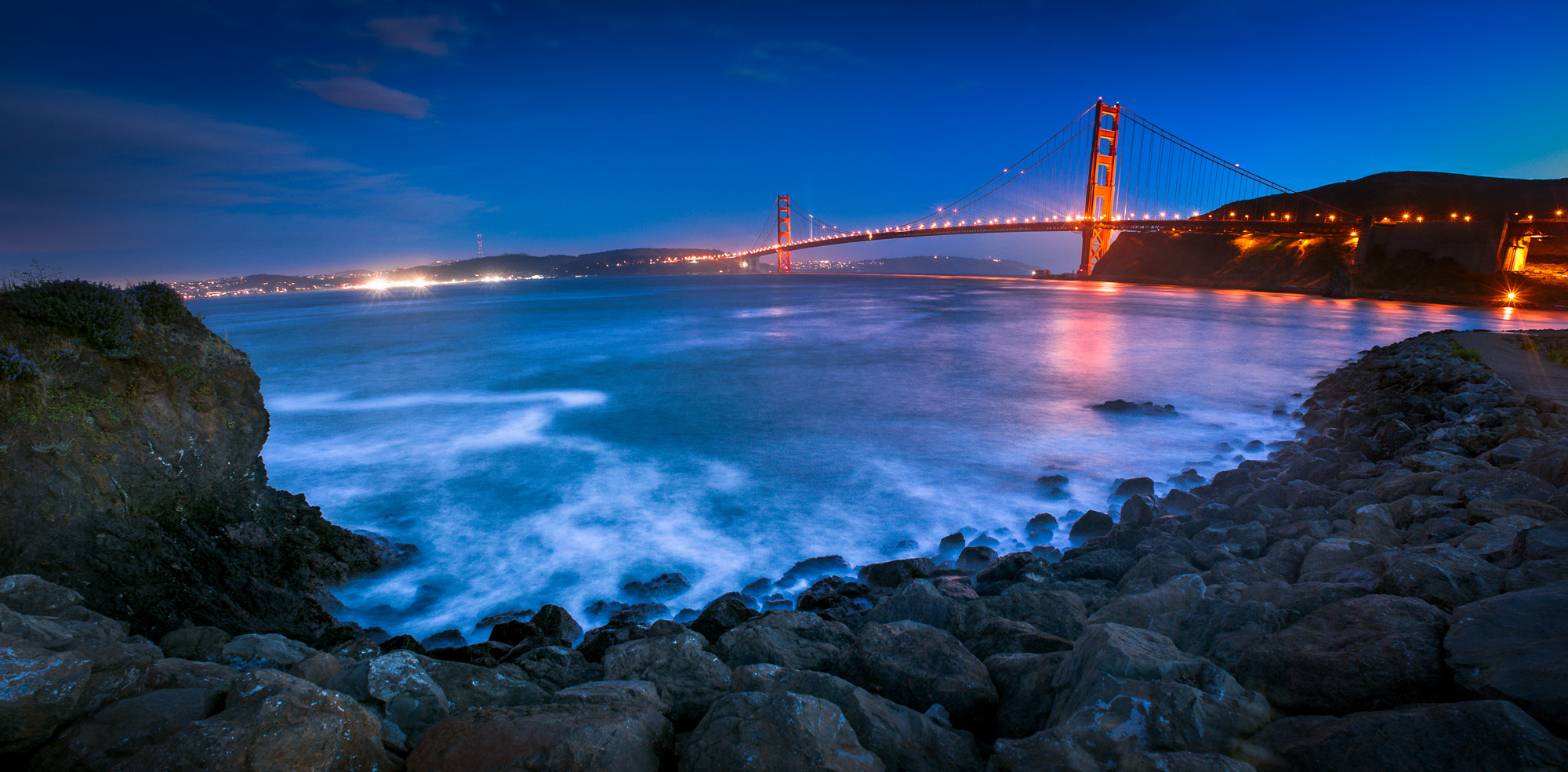 Photograph The Golden Gate from Fort Baker Road by Craig Hudson on 500px
